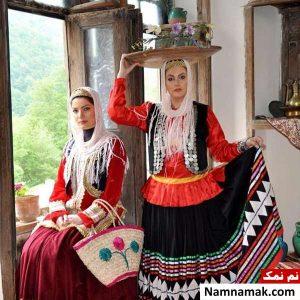 لباس سنتی گیلانی